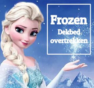 frozen dekbedovertrek