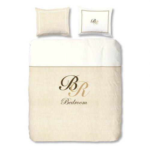 Bedroom flanel dekbedovertrek